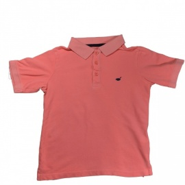 Polo rose SERGENT MAJOR 6 ans