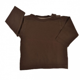 T-shirt marron KIMBALLO 6 mois
