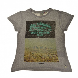 T-shirt Los Angeles Japan Rags 8 ans