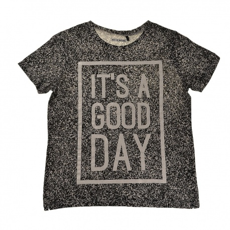 T-shirt IKKS good day 8 ans