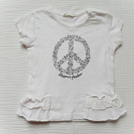 T-shirt BENETTON 3 mois