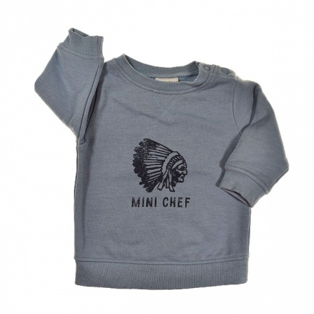 Sweat Mini chef TAO 3 mois