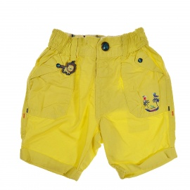 Short jaune Sergent Major 3 mois