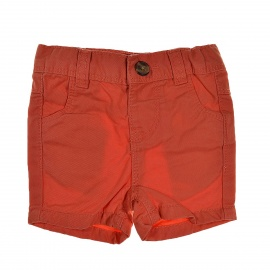 Short orange TAO 3 mois