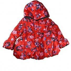 Manteau rouge CATIMINI 2 ans