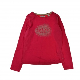 T-shirt rose 6 ans