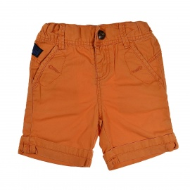 Short orange Catimini 18 mois