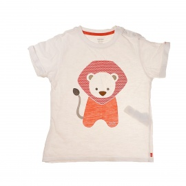 T-shirt lion 3 ans