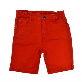 Short orange JACADI 3 ans