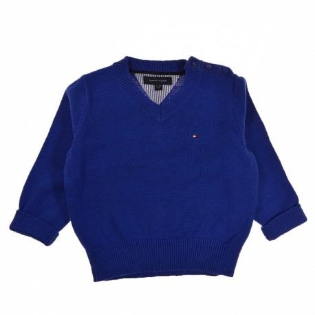 Pull Tommy Hilfiger 12 mois