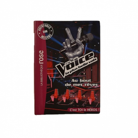 Livre The Voice