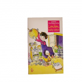 Livre Loulou baby sitter