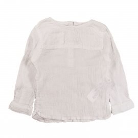 Chemise blanche TAO 12 mois