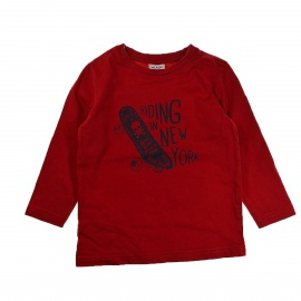 T-shirt riding TAO 3 ans