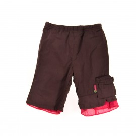Pantalon marron ABSORBA 6 Mois
