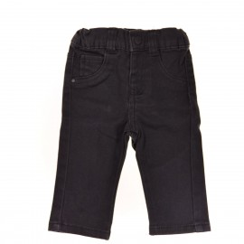 Pantalon KITCHOUN gris slim 3 mois