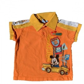 T-shirt route DISNEY 6 mois